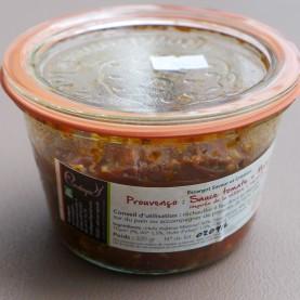 escargot sauce tomate provencale