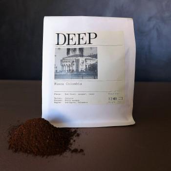 café moulu Colombie