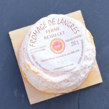 Fromage de Langres fermier 200g