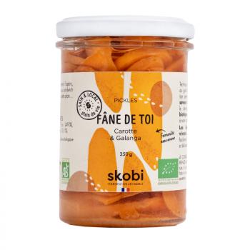 Pickles carotte galanga 350g