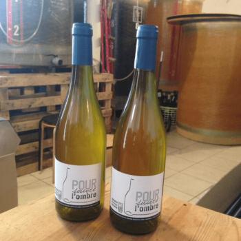 Vin blanc naturel  - 75cl