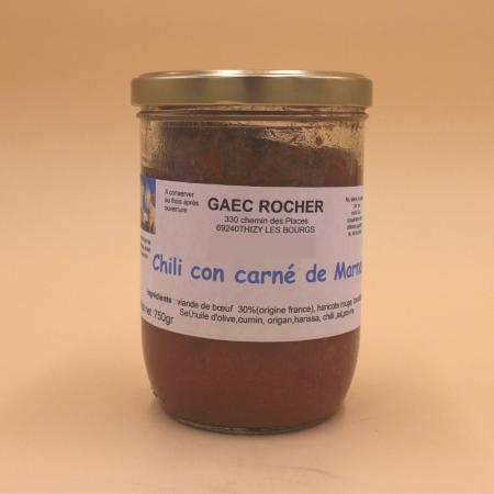 Chili con carné 750g