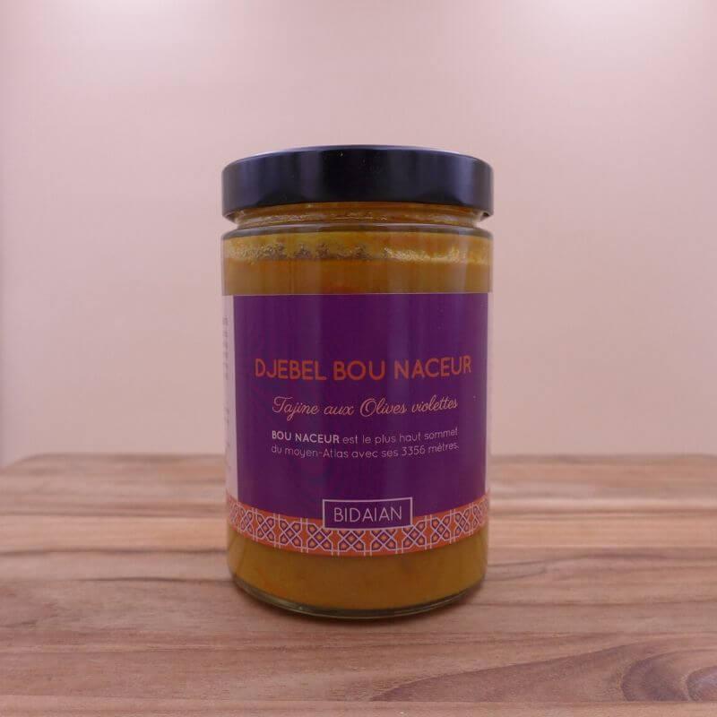 tajine aux olives