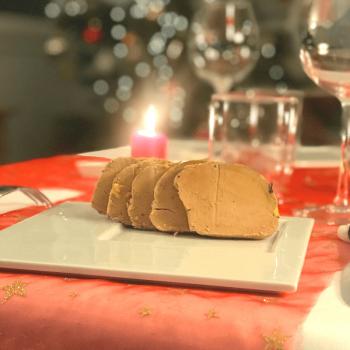Foie gras de canard fumé