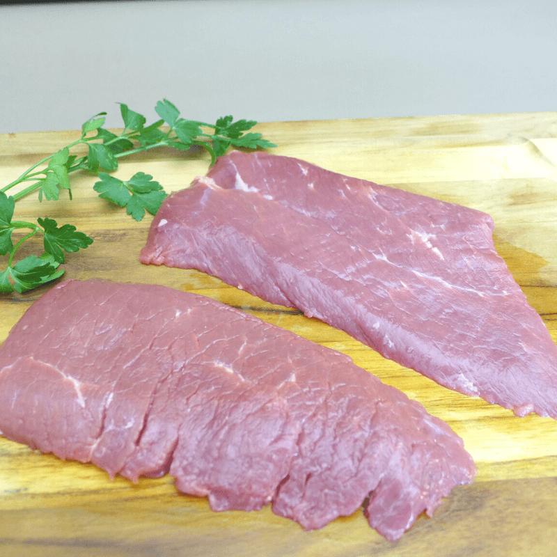 2 steaks de boeuf 260g