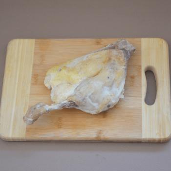 Cuisse de canard confite 380g