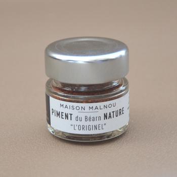 Piment du Béarn nature