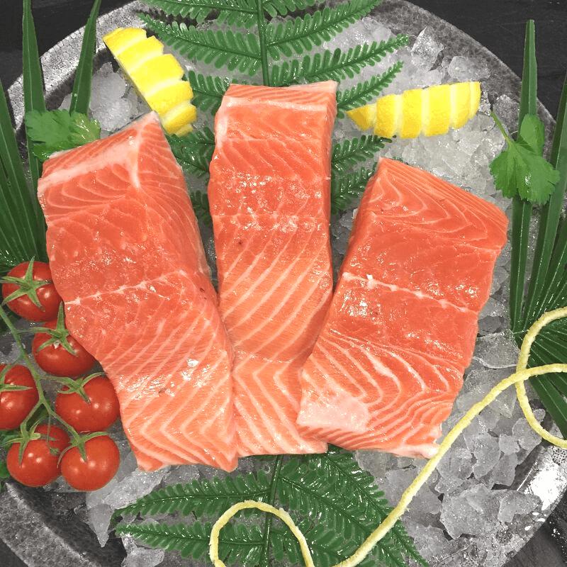 Darne de saumon 500g