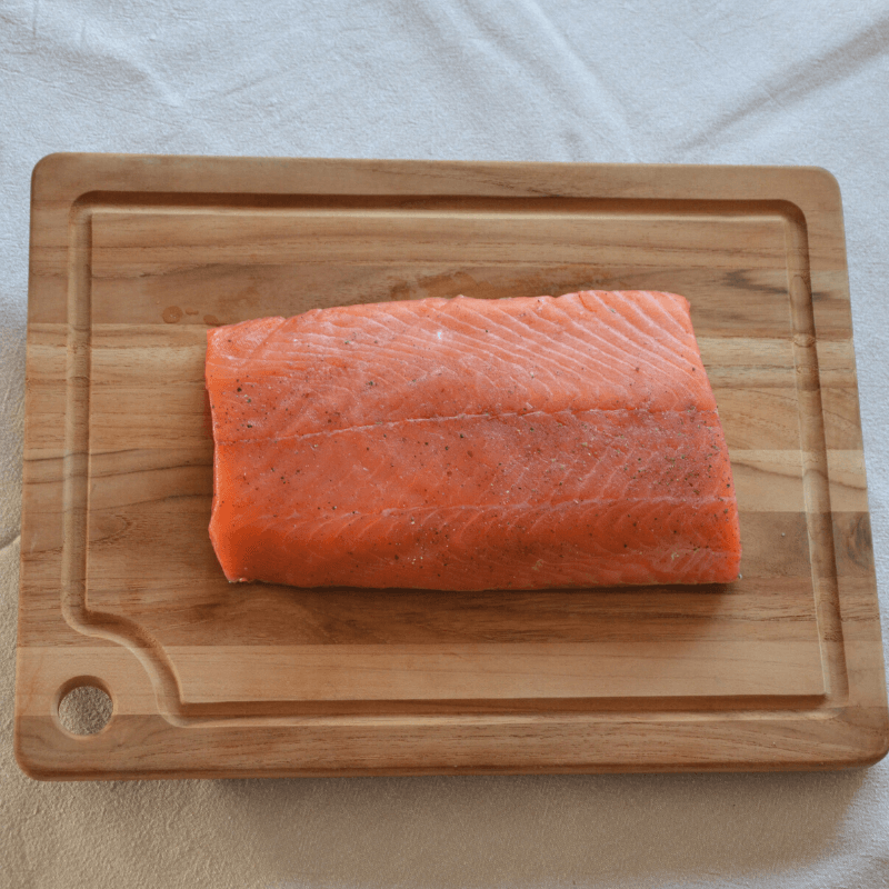 Baron saumon fumé artisanal 800g