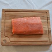 Baron saumon fumé 800g