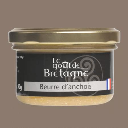 Beurre d'anchois 90g