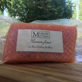 saumon fumé bio artisanal