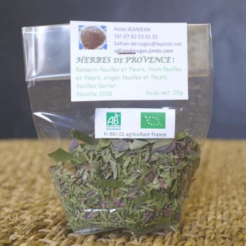 Herbes de Provence bio 20g