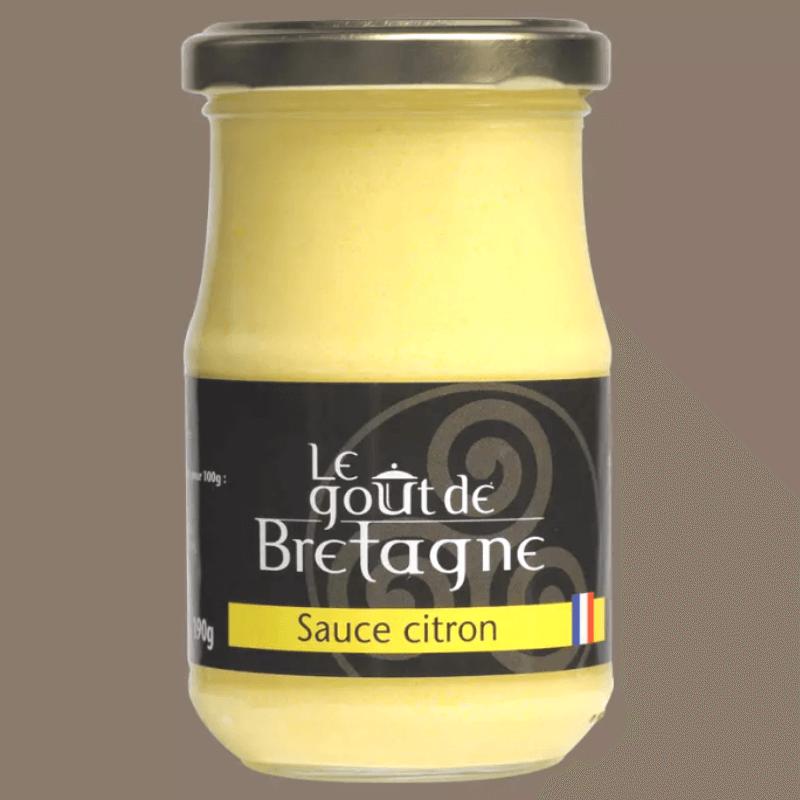 Sauce Citron 190g