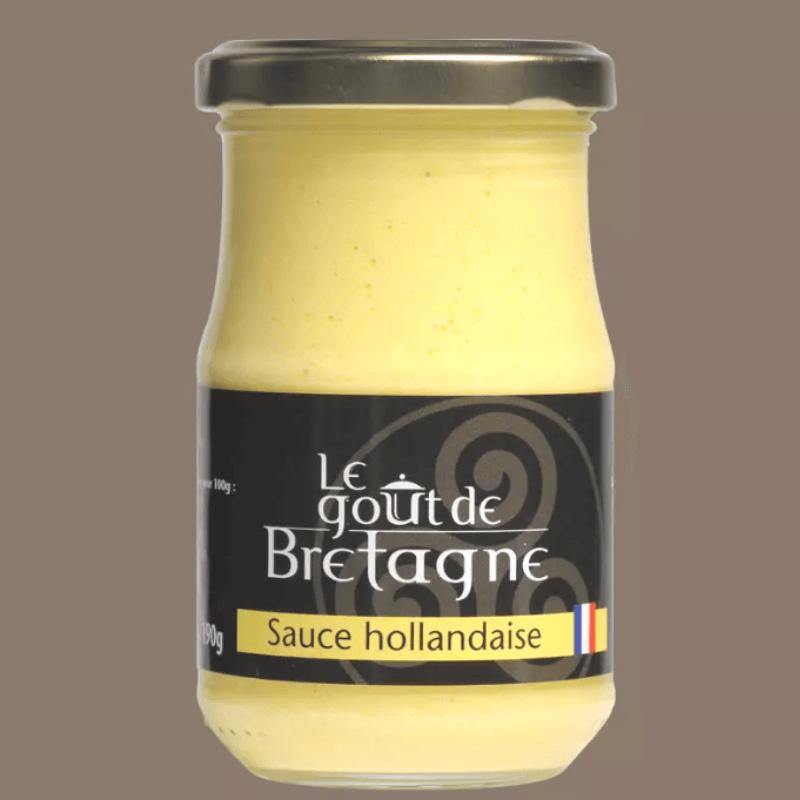 Sauce Hollandaise 190g