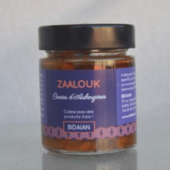 Caviar d'aubergine 120g