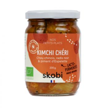 Kimchi de chez Skobi