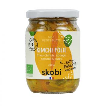 Kimchi folie
