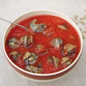 escargot sauce tomate