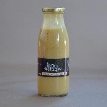 Velouté de noix de St-Jacques artisanal