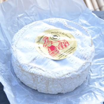 Camembert fermier au lait cru