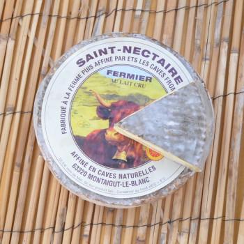 Saint Nectaire fermier au lait cru AOP