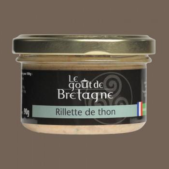 Rillette artisanale de thon