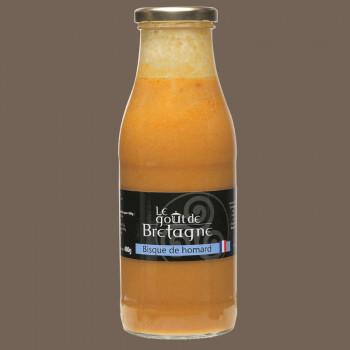 Bisque de homard artisanale