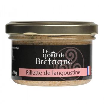 rillette langoustine
