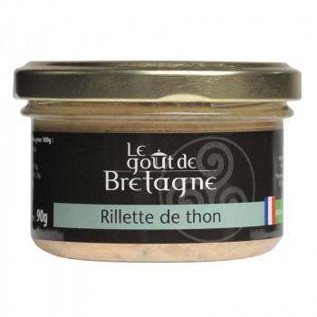 rillette thon