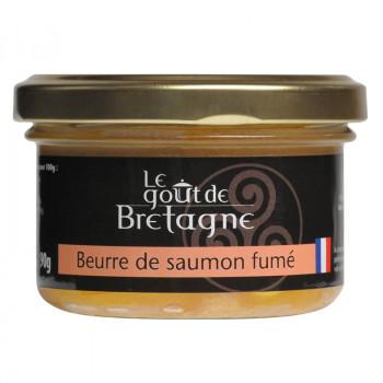 Beurre de saumon fumé