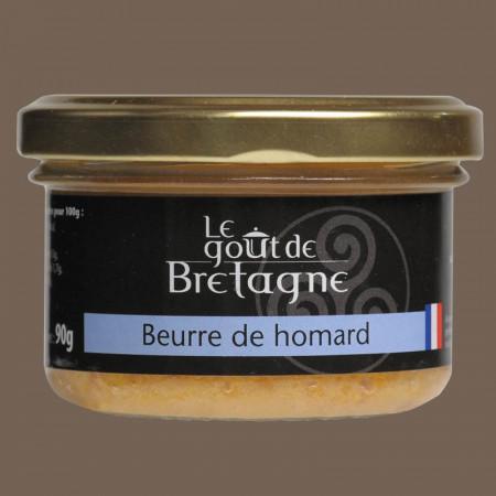 Beurre de homard 90g