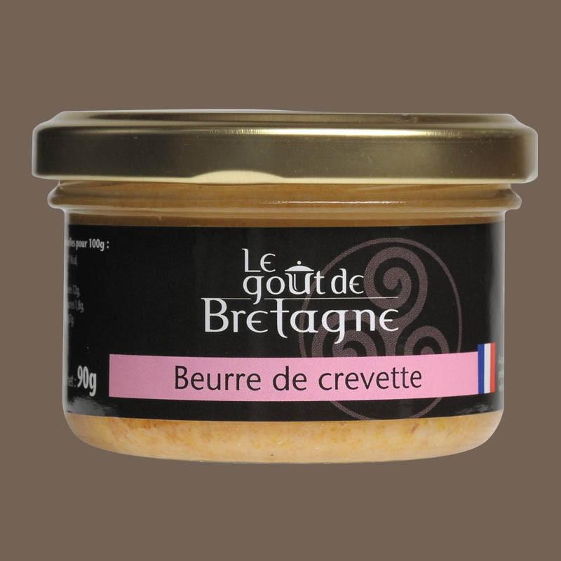 Beurre de crevette
