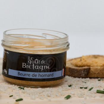 Beurre de homard artisanal