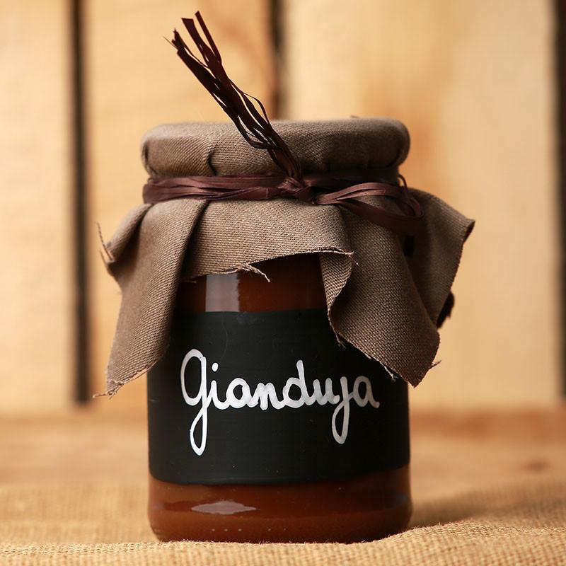 Pâte à tartiner Gianduja maison
