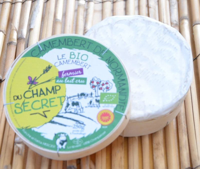 Camembert du Champsecret, le véritable camembert !