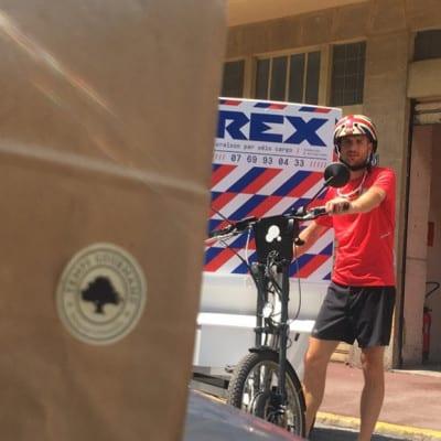 Des livraisons plus propres avec REX Cargo