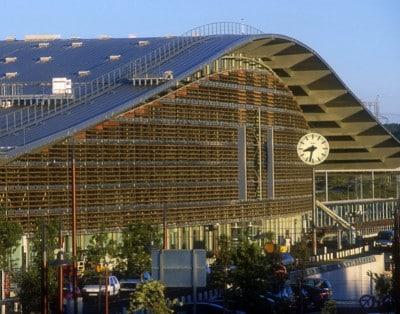 Nouveau relais frais Gare Aix TGV