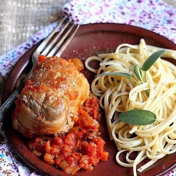 Recette de paupiettes à la tomate