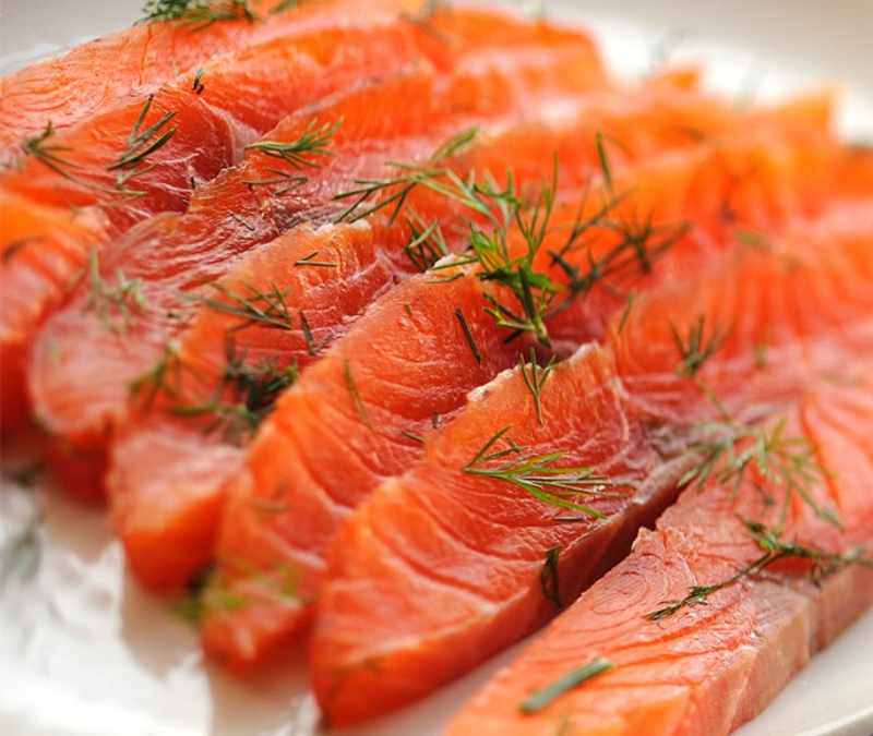 Tradition nordique : Le saumon Gravlax