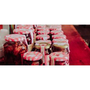 Vente en ligne de miel naturel d'apiculteur et confitures artisanales