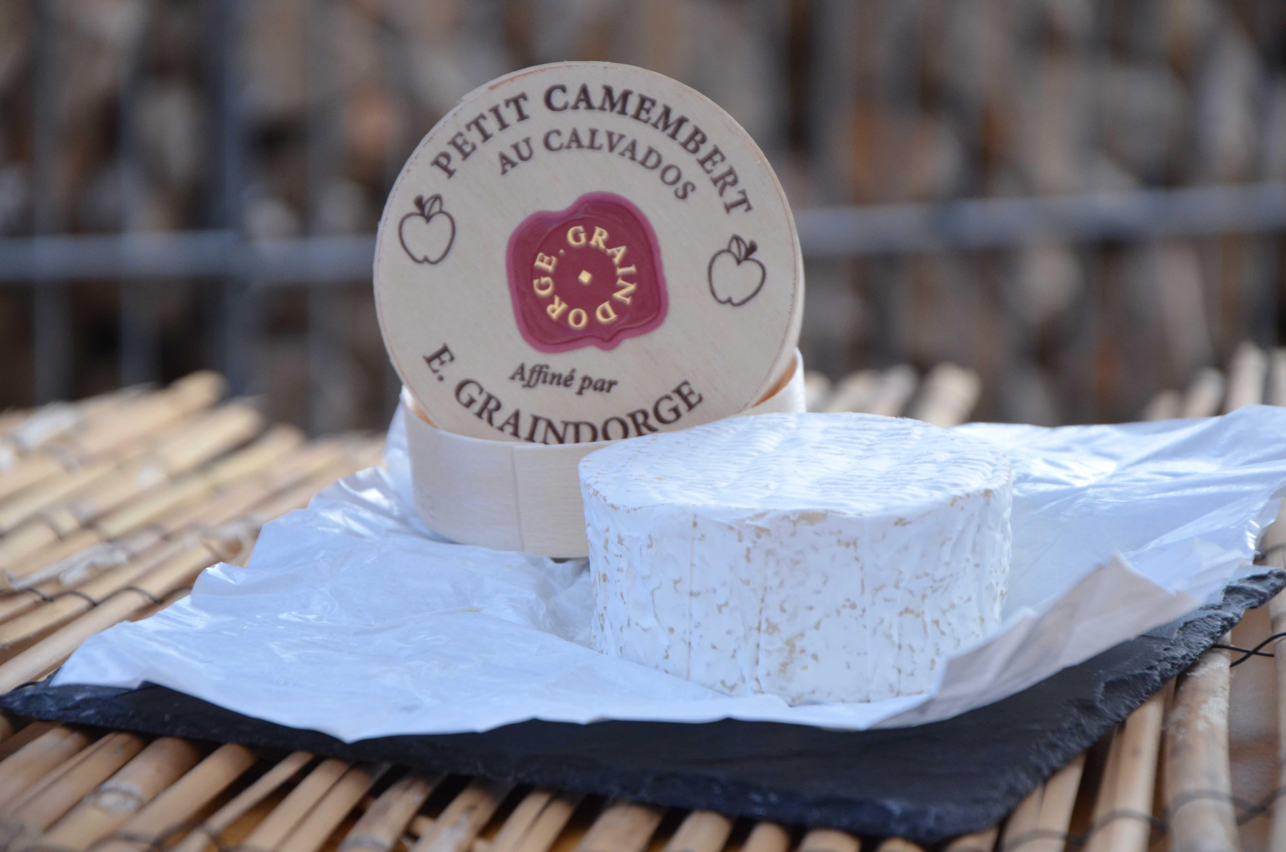 Fromage fermier de la fromagerie Chez Lucienne à Marseille