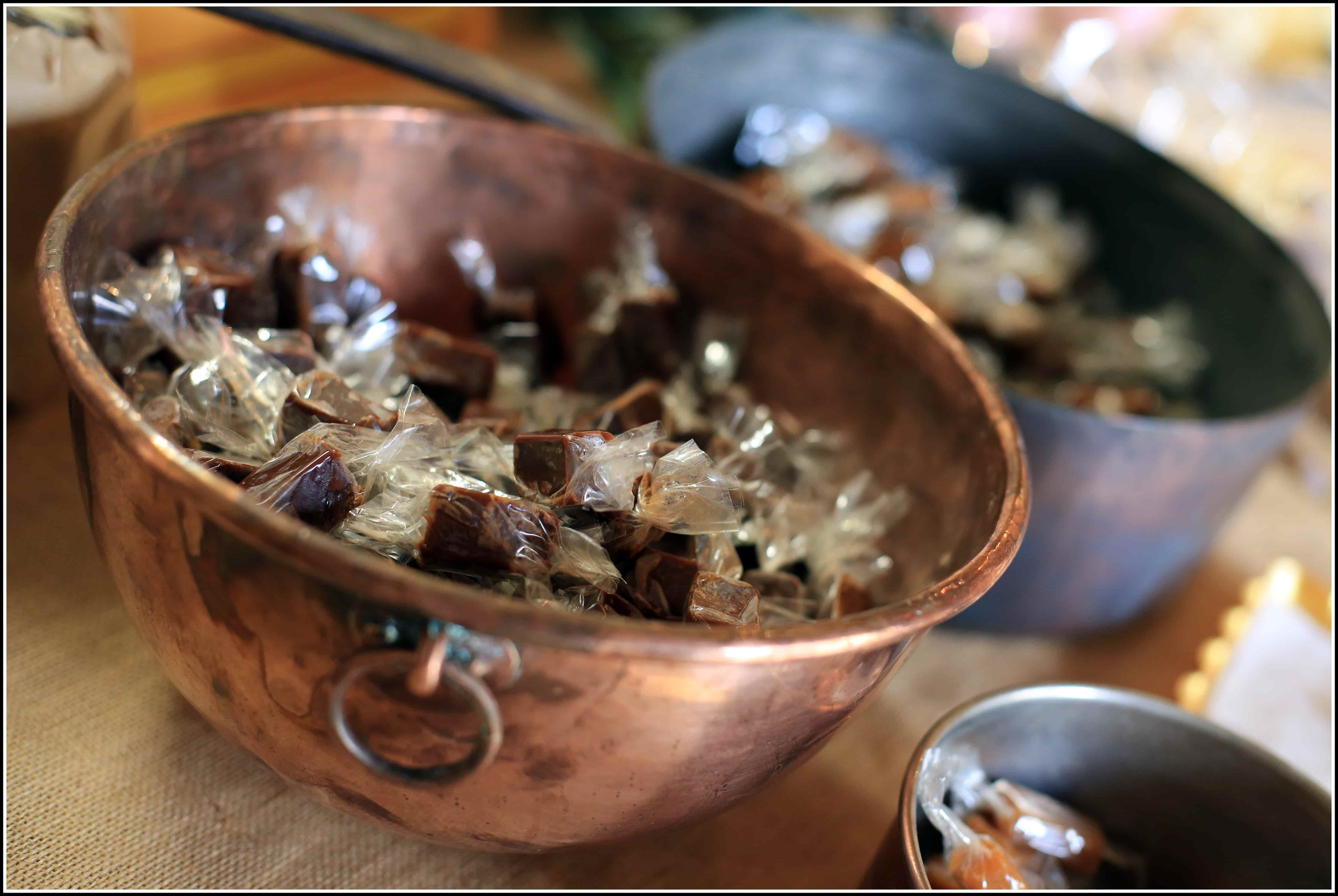 Caramels artisanaux Lou Sucreu